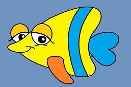 Tropická rybka