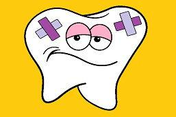 Smutný zub
