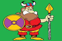 Viking bojovník