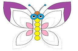 Motýľ veľký