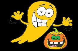 Strašidlá na Halloween