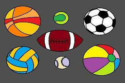 Športové lopty