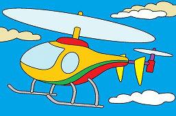 Súkromná helikoptéra