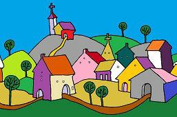 Malá dedinka