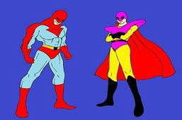 Super hrdinovia