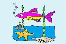 Ryba v mori