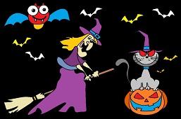 Noc na Halloween