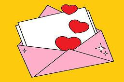 Dopis od Valentína