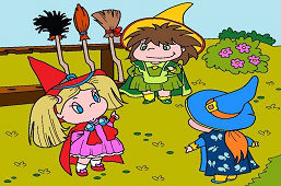 Tri malé čarodejnice