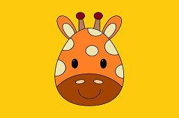 Žirafa krásavica