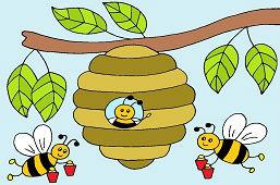 Včielky medonosné
