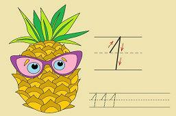Jeden ananas